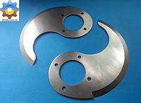 Комплект ножей (верхний, нижний) для куттера Sirman C4, C6VV
