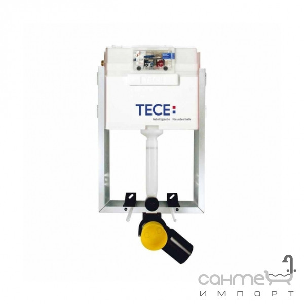 Инсталляционные системы TECE Застенный модуль для установки напольного унитаза TECE TECEbox 9.370.000