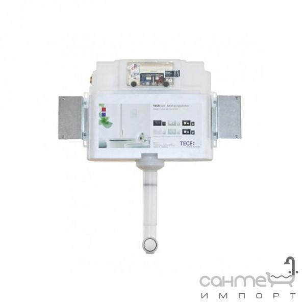 Инсталляционные системы TECE Застенный смывной бачок для установки с напольным унитазом TECE 9.041.008