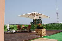 """Уличный зонт """"ПРАГА 3х4м"""" для летних ресторанных площадок и кафе"""