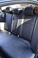 Авточехлы из экокожи для MG 350 2010-