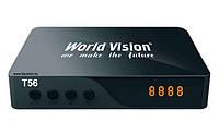 Эфирный ресивер World Vision T56 DVB-T2