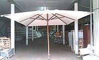 """Зонт """"Прага Люкс 3х4м"""" для летних площадок ресторанов и кафе, дома и дачи"""