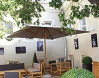 "Зонт ""ВЕНА-4х4м"" для летних площадок ресторанов и кафе, дома и дачи"