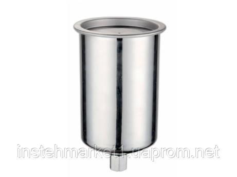 Бачок для краскопульта алюминиевый Forte ATC-1660