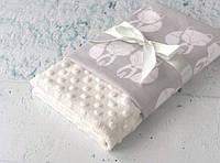 Плед, детское одеяло, конверт на выписку