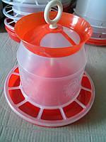Кормушки для птиц бункерные с клапаном 5 кг, фото 1