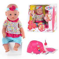 Интерактивная кукла-пупс BABY Born 8001-8 (в коробке)