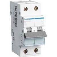 Автоматичний вимикач МС206А In=6 А, 2п, С, 6 kA, 2м
