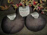 Gazzal Baby Cotton (беби коттон) 3434 какао