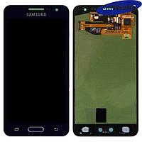 Дисплей + touchscreen (сенсор) для Samsung Galaxy A3 A300F/A300FU/A300H, синий, оригинал