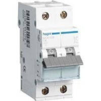 Автоматичний вимикач МС225А In=25 А, 2п, С, 6 kA, 2м