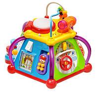Развивающий игровой центр Little Joy Box Мультибокс