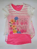 Детская туника  FOR YOU для девочек, фото 1