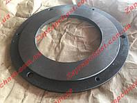 Диск тормозной передний Заз 1102 1103 таврия славута нового образца (круглый) , фото 1
