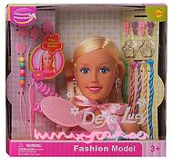 Кукла-манекен для причесок Defa Lucу 8056