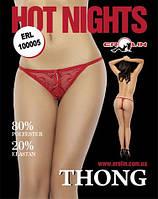 Erolin - Трусики Hot Nights Red, M