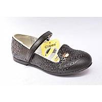 Нарядные туфли для девочки CLIBEE  (p.26-30)
