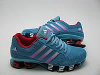 Кроссовки adidas mega bounce 3d  бирюза 85003