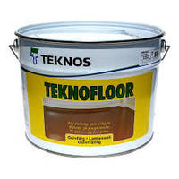 Краска  для пола Teknos Teknofloor (Текнос Текнофлор), 9л, Б3