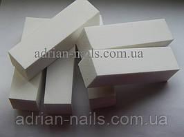 Шлифовочный блок - белый