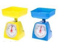 Весы торговые механические продовольственные 5 кг с чашей