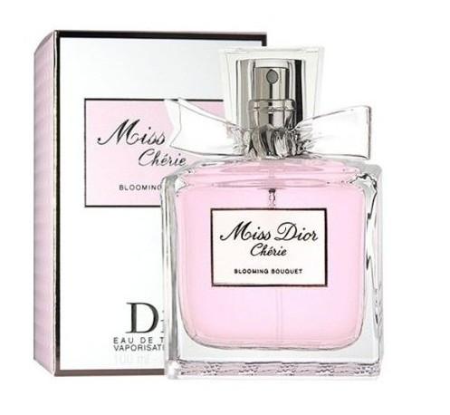 Женская парфюмированная вода Christian Dior Miss Dior Cherie Blooming Bouquet  (реплика)
