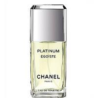 Туалетная вода для мужчин Chanel Egoiste Platinum (Шанель Эгоист Платинум тестер 100 мл, ОАЭ)