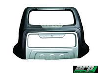 Защита переднего бампера Mercedes Vito