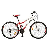 Велосипед Профи Гранд  Стиль Украина G26К329  26 дюймов, Profi Grand  G26К329-UKR  Стальная рама