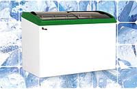 Морозильный ларь JUKA  M 300 S  333 л, гнутое стекло
