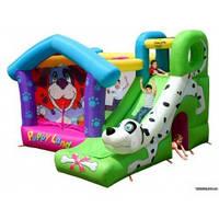 Детский коммерческий надувная горка батут HAPPY-HOP игровой центр Далматинец 9109