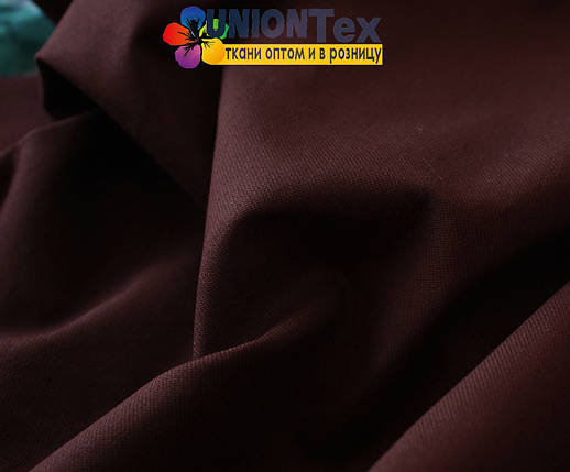 Ткань парка бордовый цвет (190 г/м.кв), фото 2