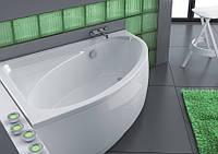 Ванна акриловая угловая Aquaform TINOS 140х95 L