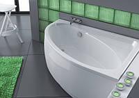 Ванна акриловая угловая Aquaform TINOS 140х95 R