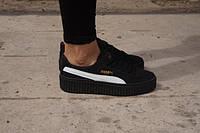 Puma x Rihanna Suede Женские кроссовки замшевые