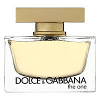 Парфюмированная вода для женщин Dolce&Gabbana The One Women (Дольче Габбана зе Ван вумен тестер 75 мл, ОАЭ)
