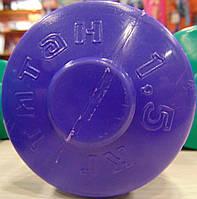 Гантеля с пластиковым покрытием  1,5 кг