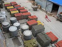 Производство и правила хранение тротуарной плитки ФЭМ