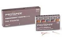 Гутаперчеві штифти ProTaper, Dentsply Maillefer