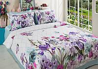 Комплект элитного постельного белья Irises.