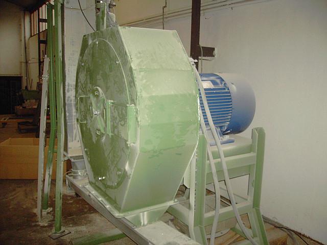 Молотковая дробилка RVO 1055 производительностью до 14 т/час