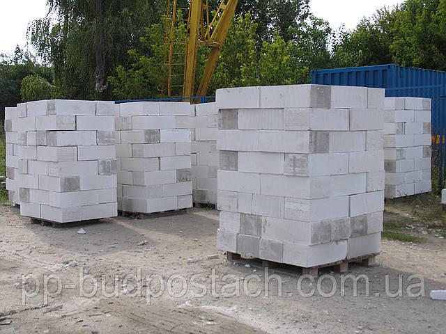 Погрузка на заводе Купянского газоблока  Много фотографий Купянского блока