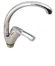 Змішувач для мийки Вухо Hanzberg гайка.