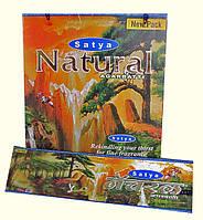 Благовоние пыльцовое Natural (Природа) для медитации и дома