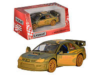 Машинка металлическая Subaru Impreza KT 5328 WY Kinsmart