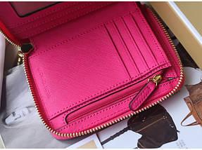 Женский кошелек Michael Kors Mini Pink, фото 3