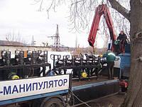 Перевезення обладнання - перевезення станків.