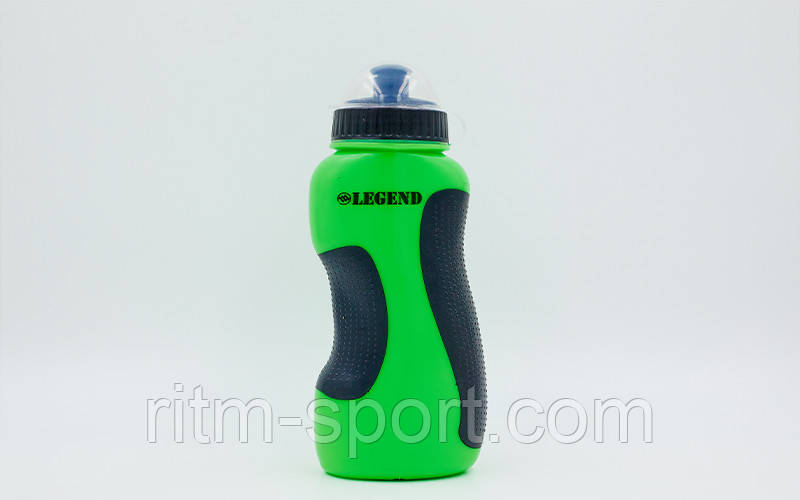 Бутылка  спортивная для воды Legend 500 ml