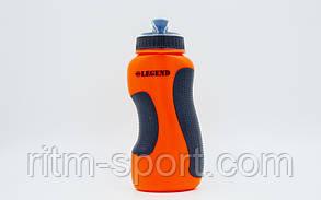 Бутылка  спортивная для воды Legend 500 ml, фото 2
